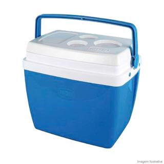 Caixa Térmica 26 Litros 25108171 Azul Mor Mor