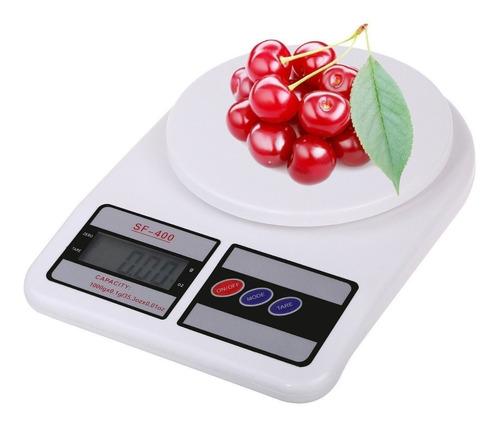 Pesa Gramera Balanza Digital Para Cocina 7kg / Nice Home