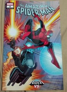 The Amazing Spiderman # 5 Marvel Televisa