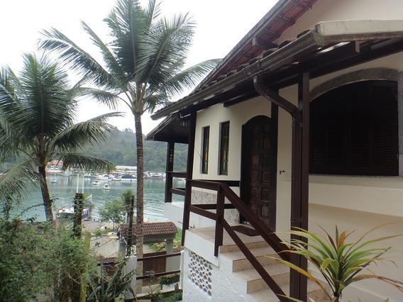 Casa Com Maravilhosa Vista Para O Mar