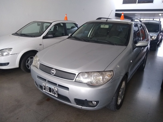 Fiat Palio Weekend 1.7 Elx Emotion Ii 2005