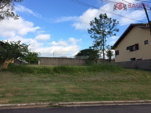 Terreno Residencial Em Campinas - Sp, Loteamento Alphaville Campinas - Te00286