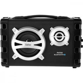 Caixa De Som Philco Pht80 80 Watts Rms Bluetooth