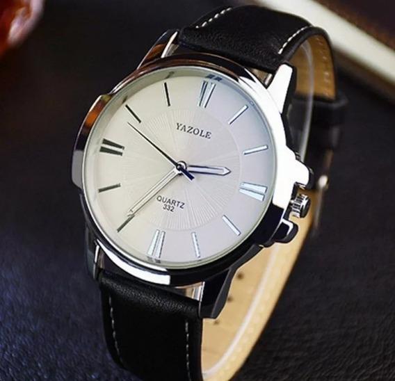 Relógio Masculino Yazole 332 Casual Luxo