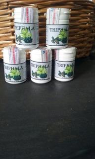 Triphala - 30 Cápsulas - 100 Mg - Emagrecedor