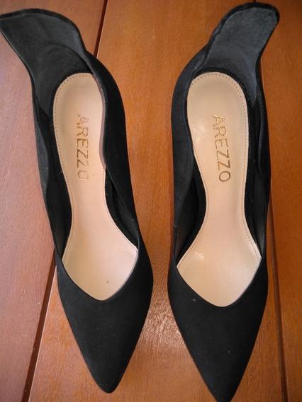 Sapato Scarpin Arezzo Gisele Bündchen