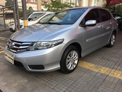 Honda City Lx 1.5 2013