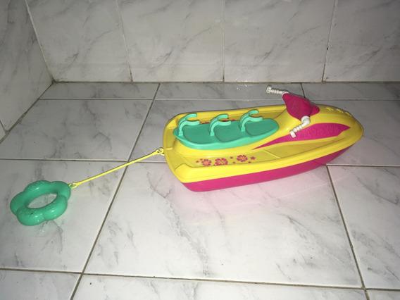 Jet Ski Da Boneca Barbie