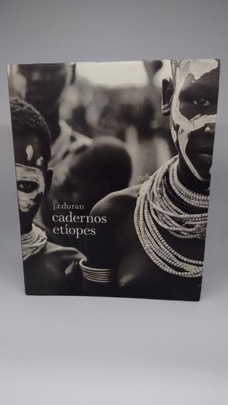 Cadernos Etíopes - Livro Usado