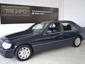 Mercedes-benz Classe S Sedan V8 Gasolina