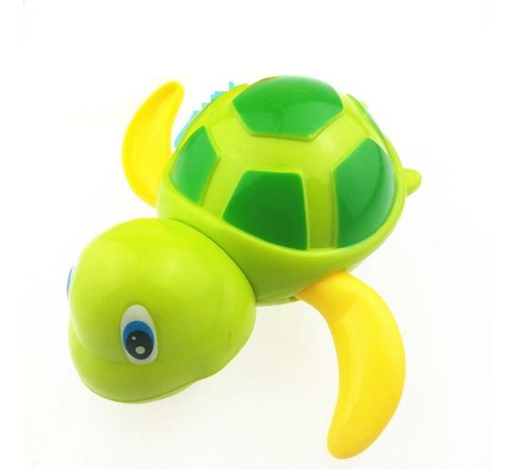 Tartaruga Brinquedo Banheira Bebê Banho Feliz Nadar Piscina