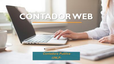 Contador Web. Servicio 100% Virtual - Contador Publico Unlp