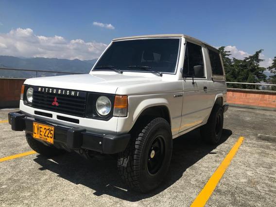 Mitsubishi Montero Japones/1987, Carpado 4x4 Refull