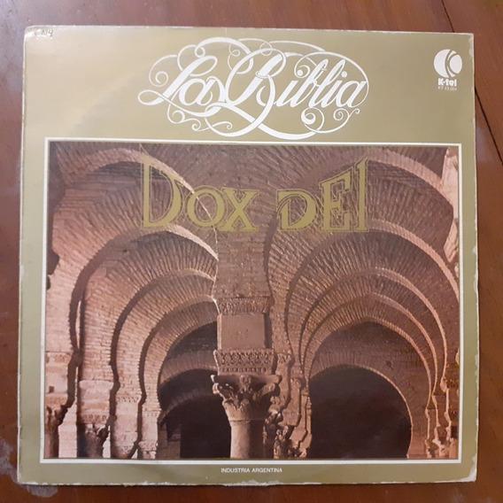 La Biblia Vox Dei Edicion 1981 (vinilo)