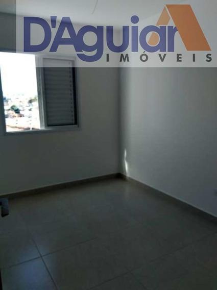 Apartamento De 40m² Novo Localizado A 500 Metros Do Metro Tucuruvi Com Um Quarto, Sala E Cozinha - Dg2193
