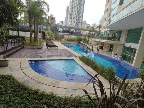 Imagem 1 de 27 de Apartamento Com 3 Dormitórios À Venda, 145 M² Por R$ 1.449.800,00 - Brooklin - São Paulo/sp - Ap2502