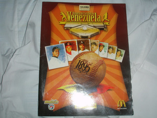 Album Historia Del Beisbol En Venezuela