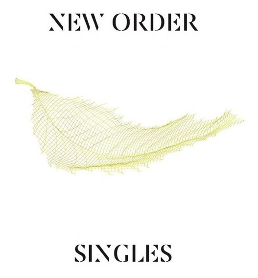 New Order The Singles 2cd Nuevo Cerrado En Stock