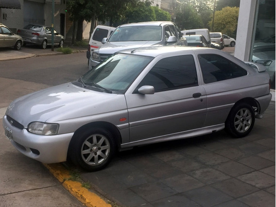 Ford Escort Coupe Rs Año 2000 Excelente!!!