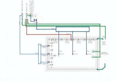Ingenieria Hidraulica Piscina Familiar Desborde Finlandes