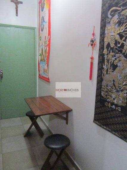 Kitnet Com 1 Dormitório À Venda, 30 M² Por R$ 245.000 - Campos Elíseos - São Paulo/sp - Kn0015