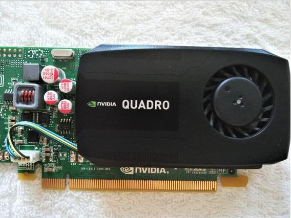 Placa De Vídeo Nvidia Quadro K600