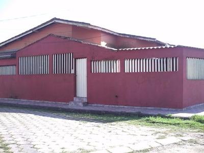 Casa No Jardim Bopiranga Itanhaém Cod. 422