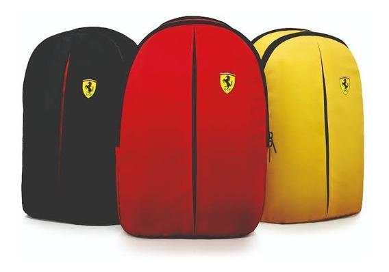 Mochila Oficial Ferrari Shell Unidade