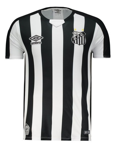 Camisa Umbro Santos Ii 2019