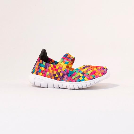 Guillermina Atomik Footwear Fucsia