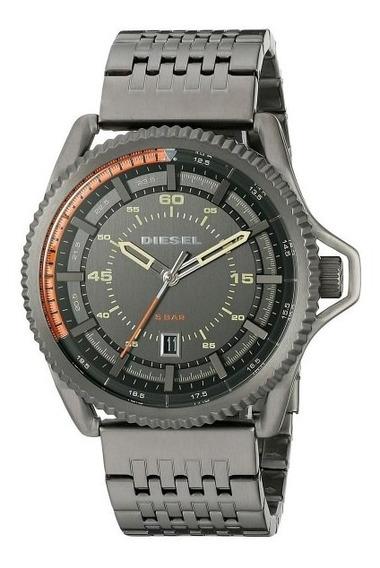 Relógio Diesel Rollcage Masculino Dz1719/1pn