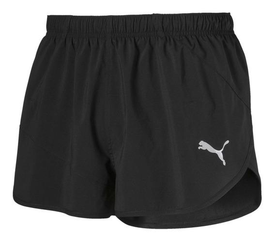 Short Puma Ignite Deportivo Para Hombre Running Mvd Sport