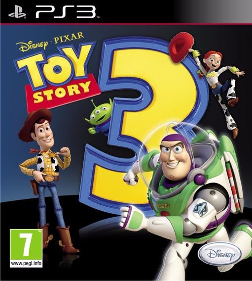 Toy Story 3 - Ps3 (psn) Envio Imediato!