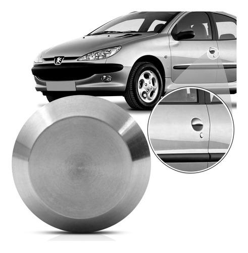 Anti Micha Key Locked Peugeot 206 Para Porta