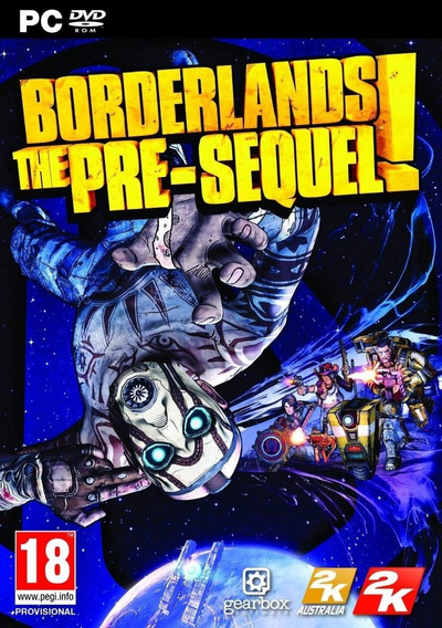 Borderlands The Pre-sequel Pc Steam Cd Key