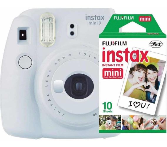 Camera Fujifilm Instax Mine 9+ Filme