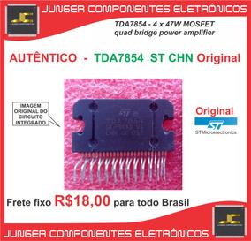 Tda7854 = Tda7854 = Tda7851 = Pa2031a Original