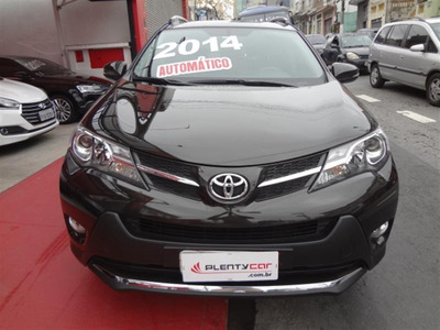 Toyota Rav4 2.0 4x4 16v Gasolina 4p Automático 2014
