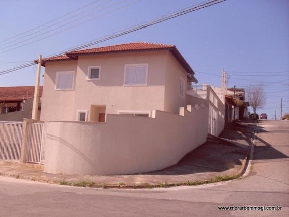 Sobrado Para Venda Em Mogi Das Cruzes, Alto Do Ipiranga, 3 Dormitórios, 1 Suíte, 1 Banheiro, 3 Vagas - 1721