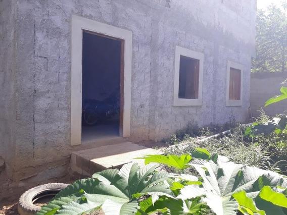 Casa Em Campo Grande, Rio De Janeiro/rj De 50m² 1 Quartos À Venda Por R$ 40.000,00 - Ca372698