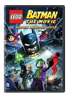 Dvd : Lego Batman: The Movie Dc Superheroes Unite (eco...