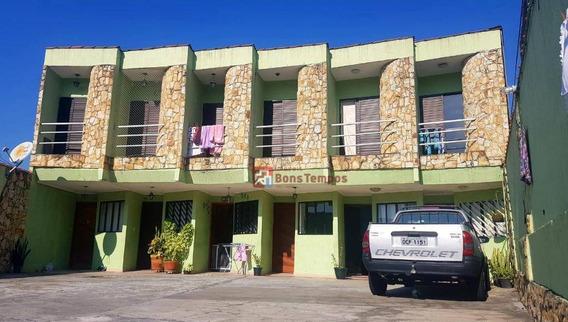 Sobrado Com 2 Dormitórios À Venda, 68 M² Por R$ 234.000,00 - Vila Formosa - São Paulo/sp - So2533