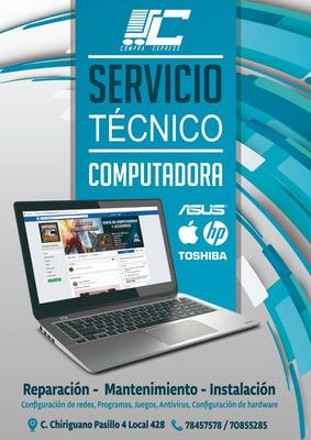 Soporte Técnico De Hardware Y Software