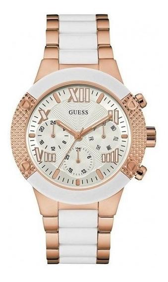 Reloj Dama Guess   W0770l2   Garantía Oficial
