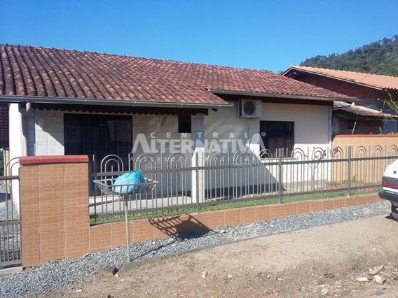 Casa Na Divisa De Timbó Com Rodeio - 5167