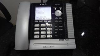Telefone Central Pabx 4 Ramais De 4 Linhas.