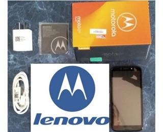 Celular Motorola E5 Play. Libre. 3 Semanas De Uso
