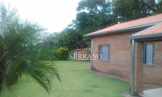 Chácara À Venda, 1000 M² Por R$ 740.000,00 - Chácara São Bento - Vinhedo/sp - Ch0023