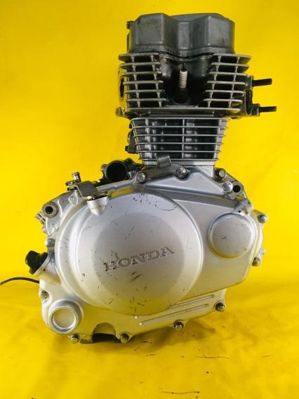 Motor Completo Titan 150 Injetado