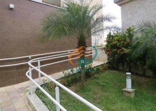 Imagem 1 de 18 de Apartamento Com 2 Dormitórios À Venda, 48 M² Por R$ 250.000,00 - Vila Silveira - Guarulhos/sp - Ap1989